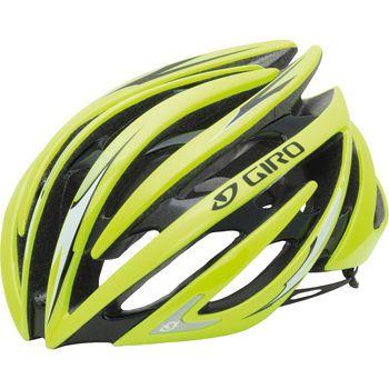 Limited edition Highlight Yellow 2012 Giro Aeon helmet