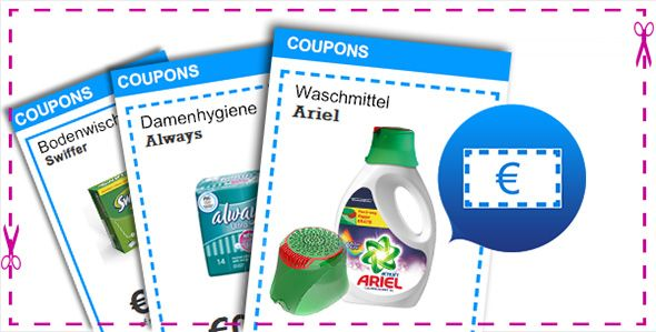 Online-Coupons von for me