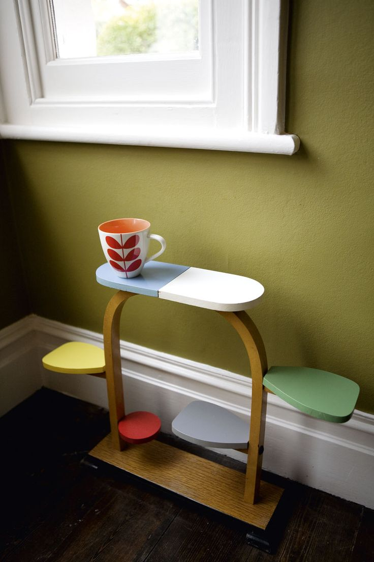 orla keily-9 love this colour for a kitchen wall
