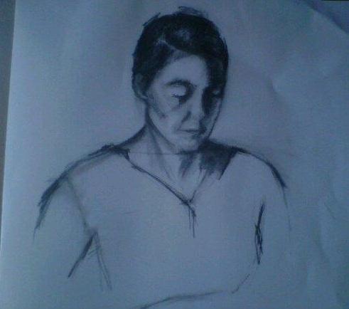 profile drawing.