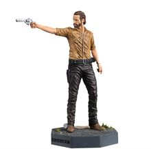 Eaglemoss The Walking Dead Figures AMC TV Version Rick Grimes