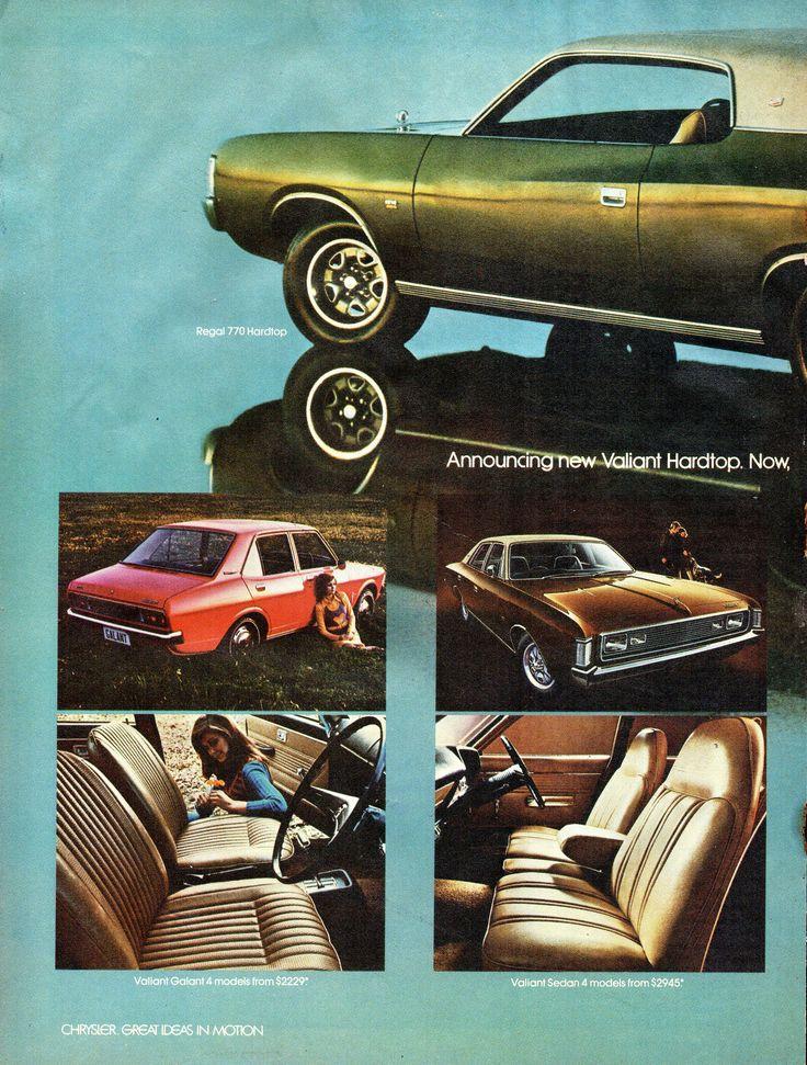 51 best Aussie cars! images on Pinterest | Mopar, Chrysler valiant ...