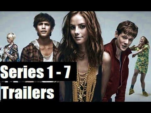 Skins Trailers (Series 1 to 7) HD - YouTube