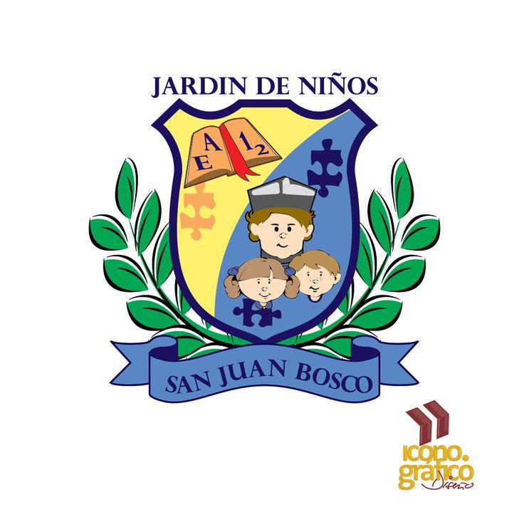 Escudo Institución pre escolar