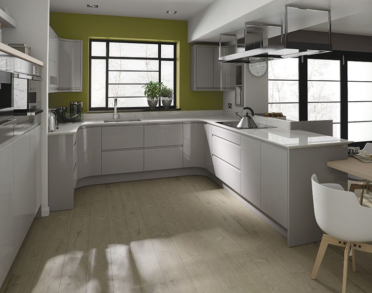 Kitchens White Grey High Gloss Google Search Extension