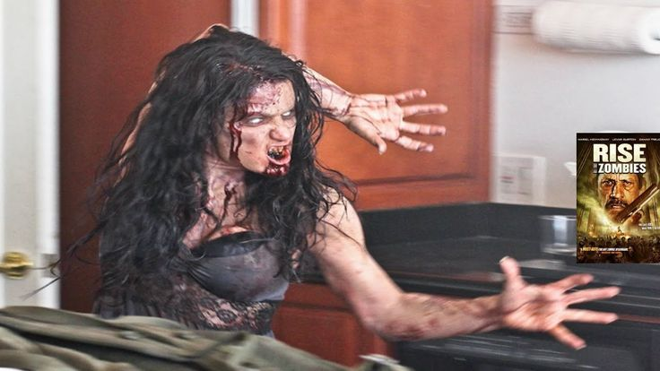 RISE OF THE ZOMBIES     TRAILER 2012 MOVIE HD