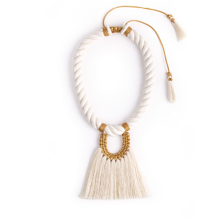 Caralarga Necklace | #fashion #jewellery #necklace #accessories #valerydemure [discover more at www.valerydemure.com]