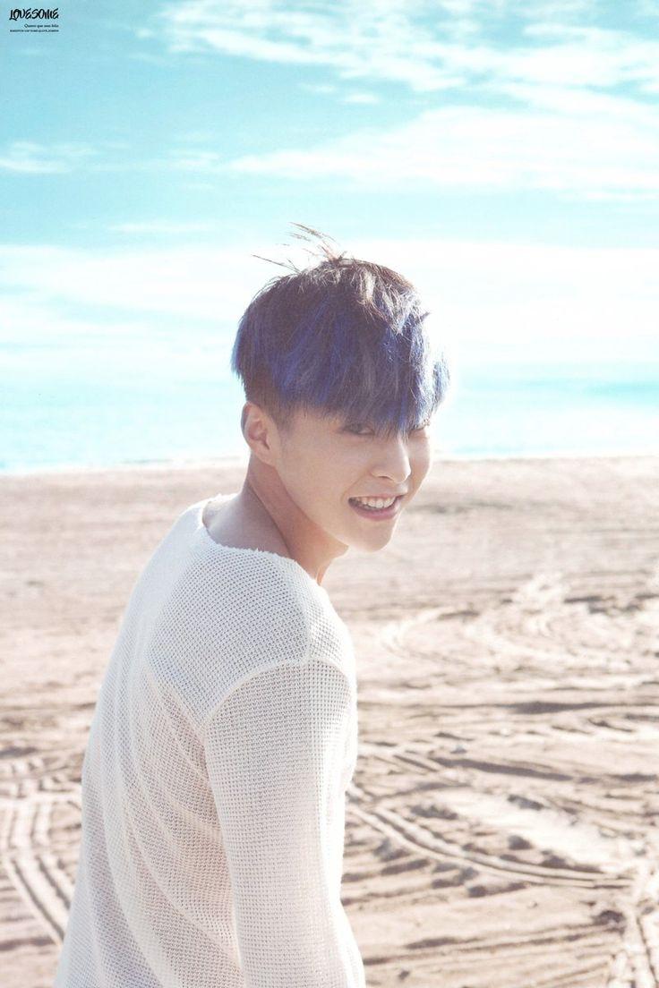 SCAN #Xiumin #EXO Dear Happiness #Photobook