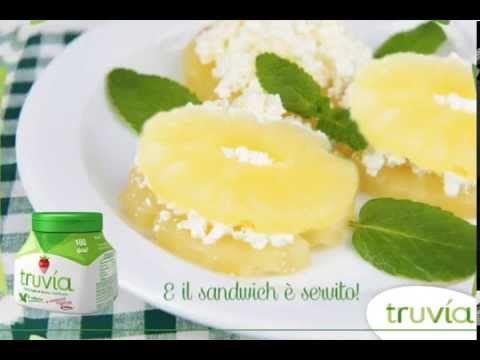 Ricette Veloci - Sandwich di Ananas