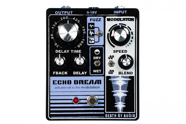 Echo Dream delay by De...