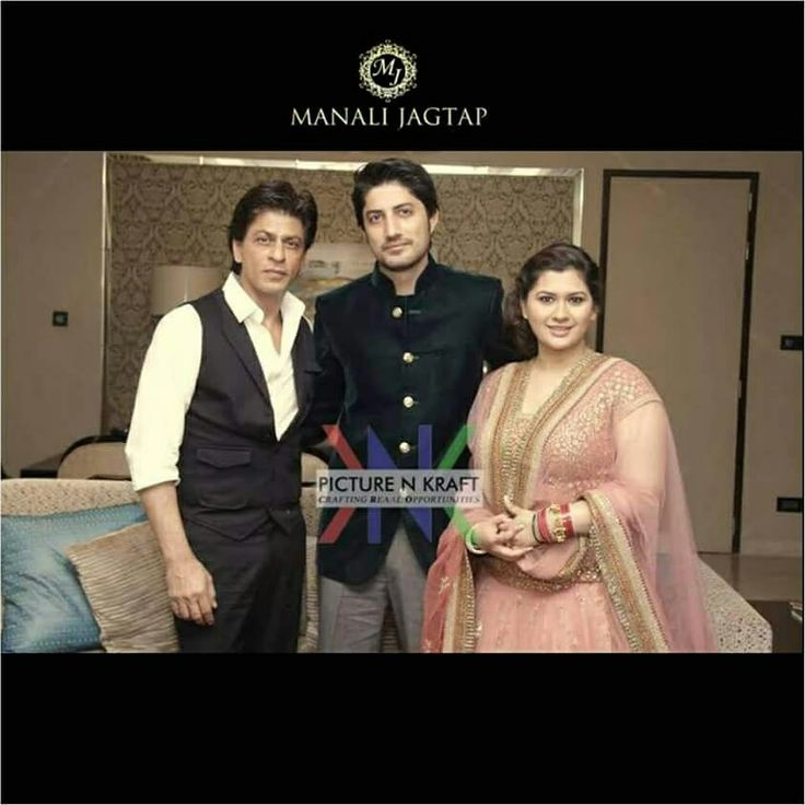 If You Can DREAM it ,You Can Do It!!! The King Khan Of Bollywood,The Badshah Shahrukh Khan attended the Royal Reception of our newly wed couple Manali Jagtap & Vicky Shoor <3 #manalijagtap#manalijagtapshoor#weddingreception#royal#kingkhan#badshahofbollywood#shahrukhkhan#royalwedding#mjwedsvs