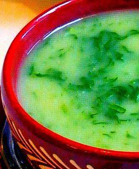 Portuguese kale soup - Caldo verde: Healthy, Heavenly, and easy!