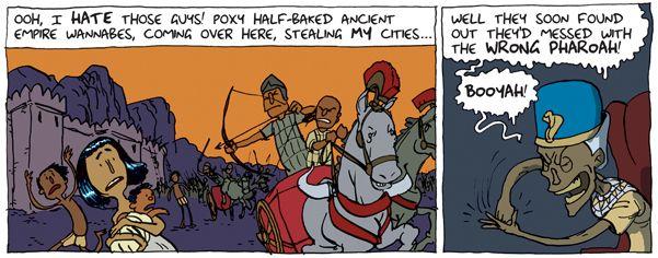 Rameses II -  The Phoenix Issue 102
