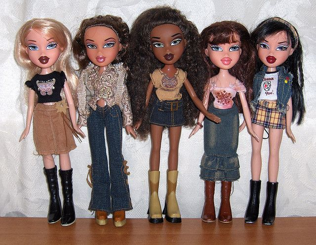 Bratz Style It Flickr Photo Sharing Behold Bratz Beauties Pinterest Jade Photos And