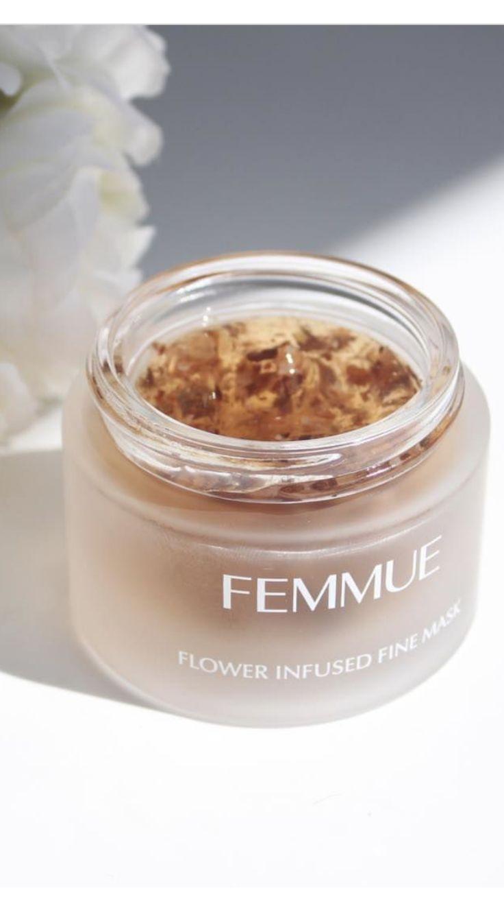 femmue fine  mask 동백꽃 파인 마스크mask