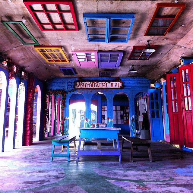 Pergilah ke Gantong, Belitung timur, akan kamu temui museum kata Andrea Hirata