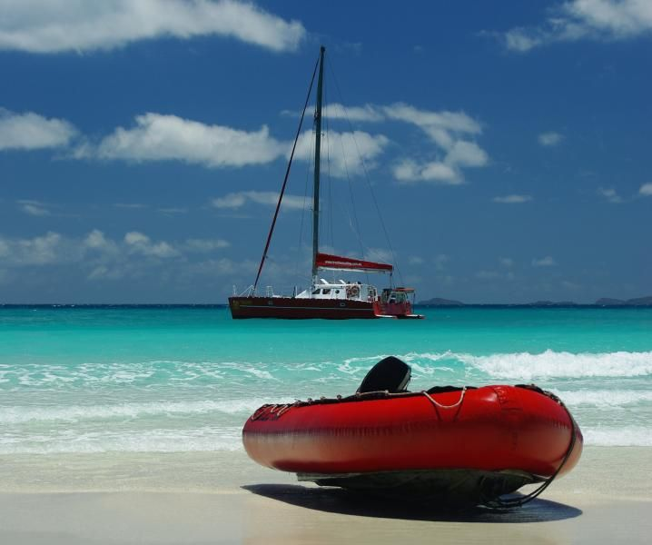 Want to enjoy your vacation at the affordable cost? Then you must contact Whitsundays. We are known for providing the best packages for enjoying the vacation in Sailing Whitsunday Islands. Sailing Whitsunday Islands are one of the world's most beautiful places. Here you can enjoy scuba jumping and other water sports.