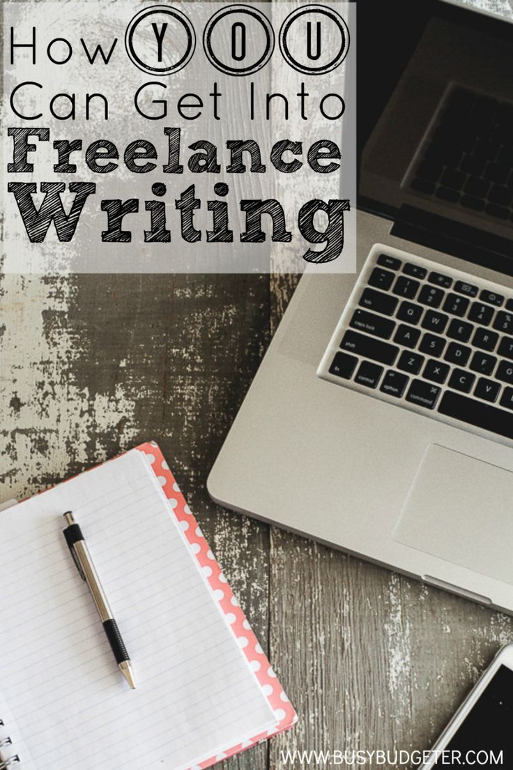 Freelanace writing is a great gig if you love to write! You can earn extra money or even replace your full time job.