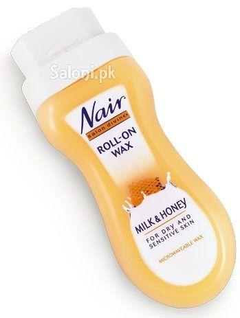 NAIR ROLL-ON WAX HAIR REMOVER 100 ML Saloni™ Health