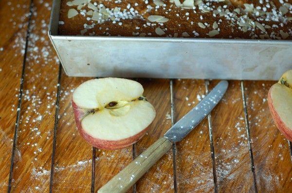 Glutenfri sockerkaka med äpplen   Söta saker