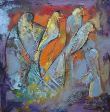 "Saatchi Art Artist Seba Art Gallery; Painting, ""NURAY İPEK"" #art"