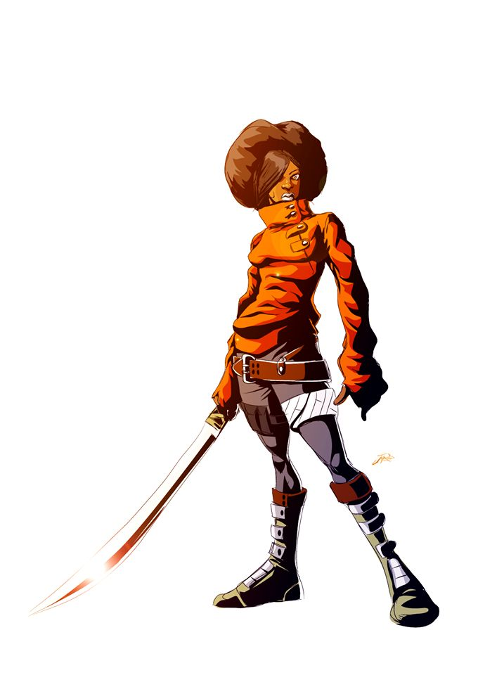 778 best images about African American Anime Characters on ...