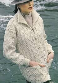 Resultado de imagen de aran knitting patterns ladies