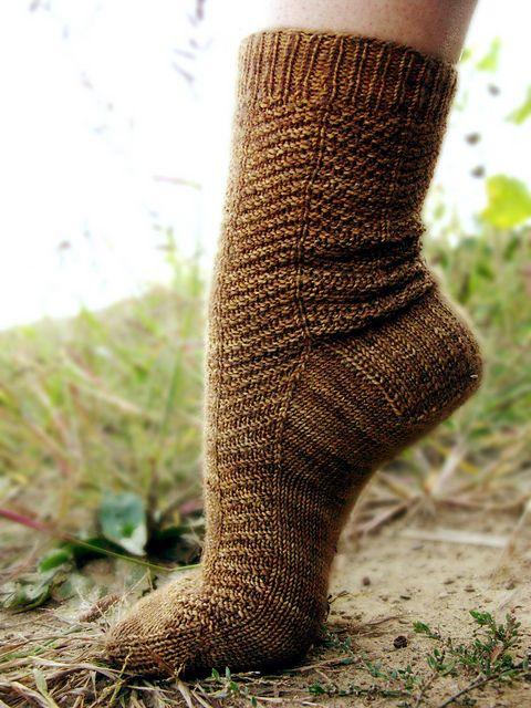 Ravelry: Wheatly Socks pattern by Kerri Blumer