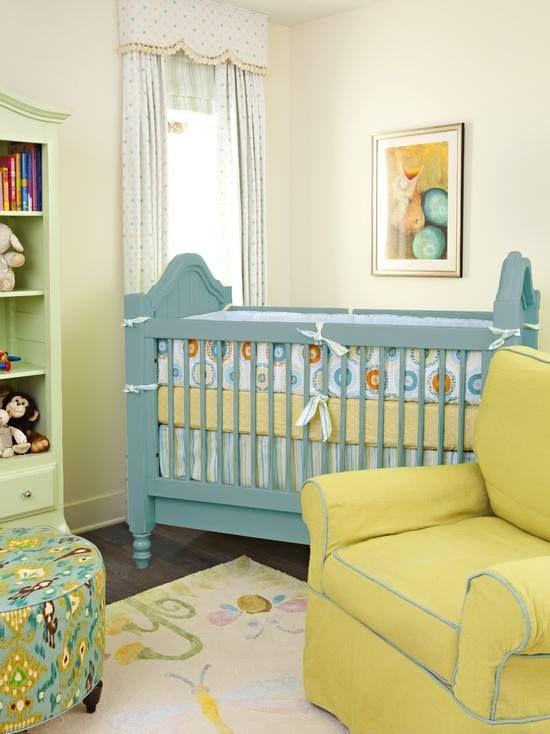 HOGAR Y JARDIN: Ideas para decorar el cuarto de bebé