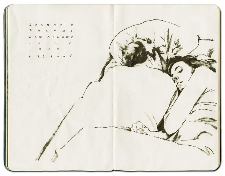 Alessandro Carloni. Too bad he doesn't update his blog anymore because his moleskine sketches are top notch.