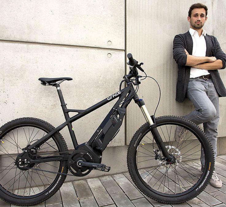 grace mx electric bike bikes electric mountain bike. Black Bedroom Furniture Sets. Home Design Ideas