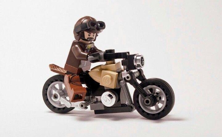 Lego :-) Philippe en vmax