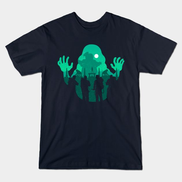 GHOSTBUSTERS T-Shirt - Slimer T-Shirt is $14 today at TeePublic!