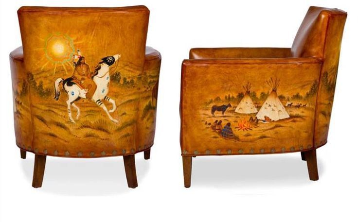 68 best images about furniture on pinterest western for Native american furniture designs