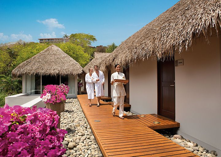 Superb Costa Rica Bungalow Resorts Part - 8: The Spa At Secrets Papagayo Costa Rica Is The Perfect Retreat For Guests  Seeking A Relaxing