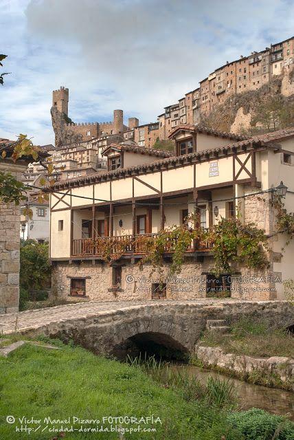 Frías, uno de los pueblos más bonitos de España / Frías, Burgos (Castilla y …