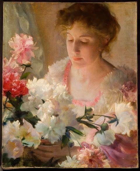 Charles Courtney Curran (1861-1942)