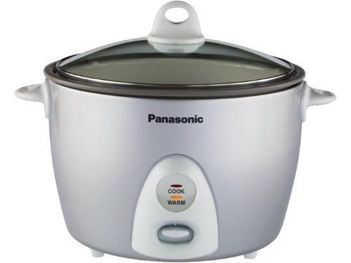 Panasonic SRG18FG Automatic 10 Cup Uncooked Rice Cooker * Details can be found by clicking on the image. (Amazon affiliate link)