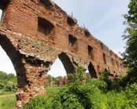 Руины замка Бранденбург. Июнь 2012