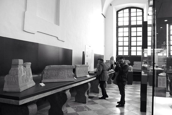 I am an invader??? Yes i want! #veryscazzer #invasionidigitali #siciliainvasa2014 #igerspalermo @Elisa Bieg Bonacini @invasionidigita @giorgiofranco_ #museosalinas #etruschiapalermo