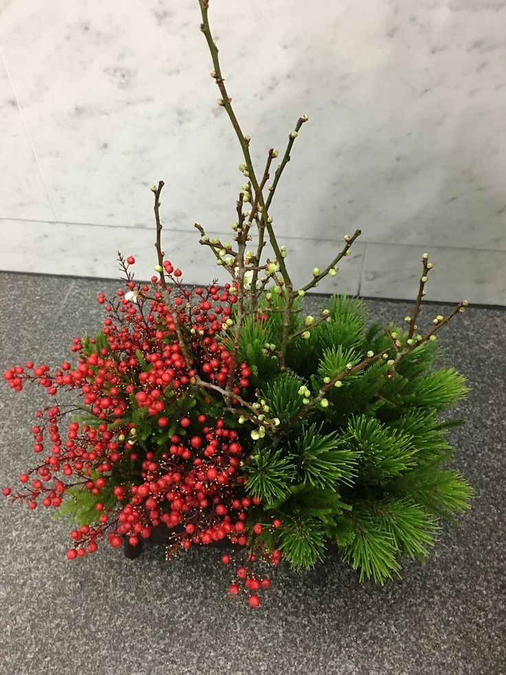 「正月 南天 松」の画像検索結果