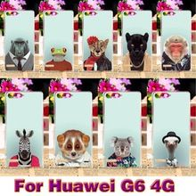 Hard Plastic Cover Voor huawei g6-l11 Case Voor Huawei Ascend G6 4G Case LTE G6-L11 P7 Mini 4.5 inch Telefoon Cover Shell Bag Behuizing(China (Mainland))