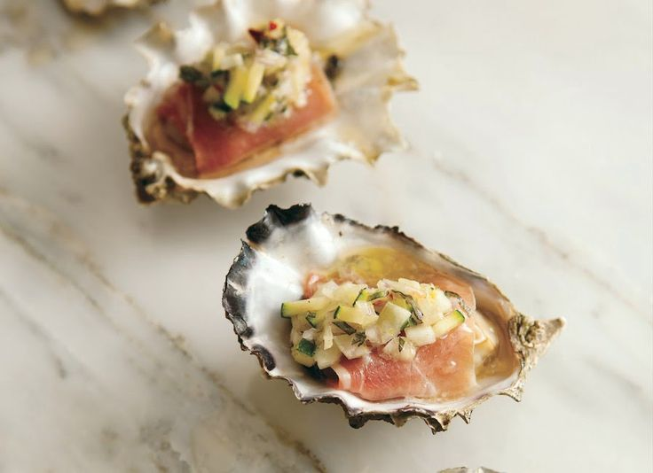 Prosciutto Wrapped Oysters Recipe