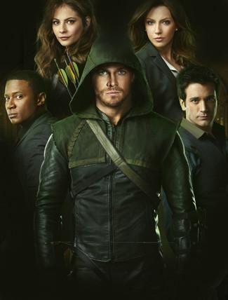 arrow série  | Arrow: Série de TV do Arqueiro Verde tem data de estreia e exibição ...