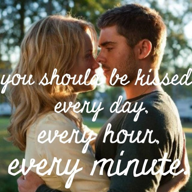 The Lucky One~ such a good movie <3