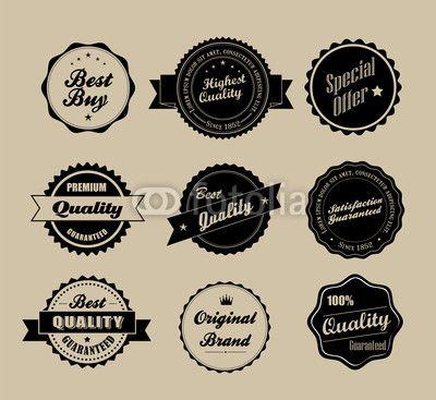 Hipster Labels Hipster Pinterest Vintage Labels