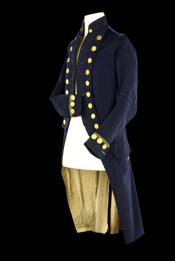 Royal Naval Uniform, 1795-1812 pattern I wish I had this to wear for this season. Royal Navy is responsible for an incredible amount of lasting, classical style.
