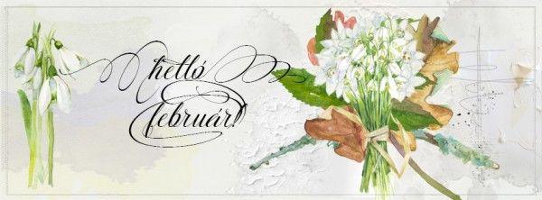 február - facebook cover