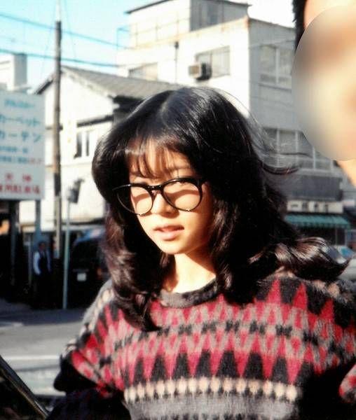 当時の中森明菜はイメージと違って気さくな優しいお姉さん!