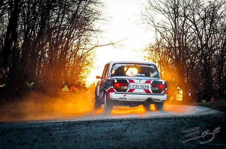 szilveszter rally 2015 hungaroring lada 2105